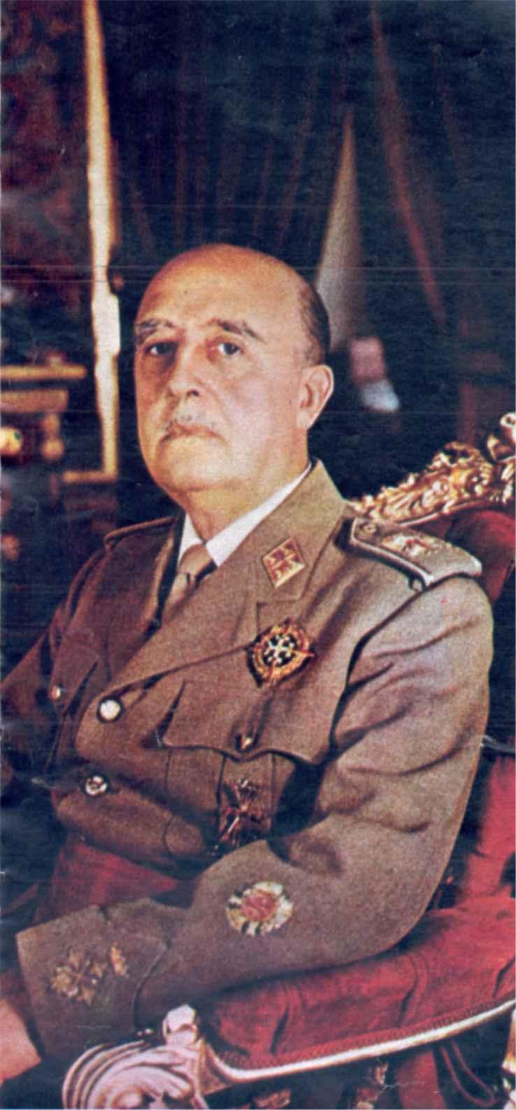 La dictadura franquista (1939-1975) | Historia en Comentarios